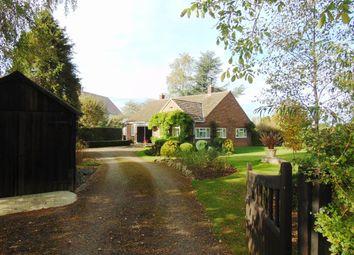 3 bed detached bungalow for sale in Fallon Lane, Bretforton WR11