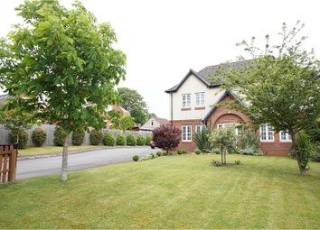 Thumbnail 4 bedroom detached house for sale in New Chestnut Place, Littleover