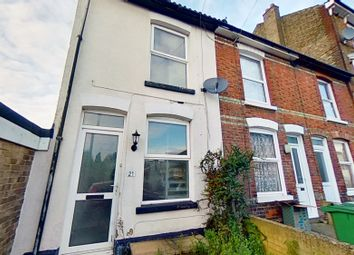 2 bed terraced house for sale in Hedley Street, Maidstone, Kent ME14