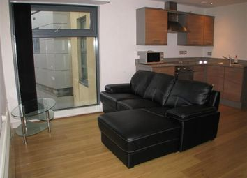 Thumbnail 1 bed flat to rent in Waterloo Court, Hunslet Road, Leeds, West Yorkshire