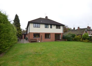 Thumbnail 5 bedroom detached house for sale in Station Road, Coltishall, Norwich