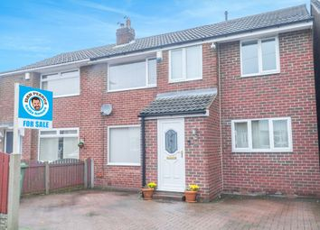 Thumbnail 5 bed semi-detached house for sale in Hillhead Drive, Birstall