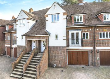 Thumbnail 4 bed terraced house for sale in Pyrford, Surrey