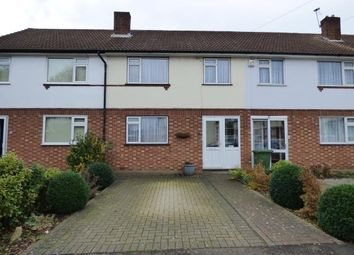 Thumbnail 3 bedroom terraced house for sale in Wych Elm Close, Hornchurch