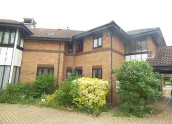 Thumbnail 2 bed flat to rent in Gatcombe, Great Holm, Milton Keynes