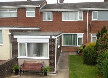 Thumbnail 4 bed terraced house for sale in St. Davids Drive, Connah's Quay, Deeside