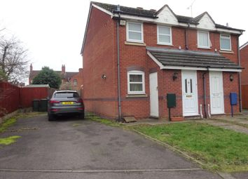 Thumbnail 2 bed semi-detached house to rent in Cumbria Close, Coventry