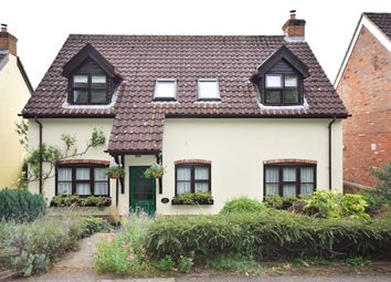 Thumbnail 4 bed detached house for sale in High Street, Ufford, Woodbridge
