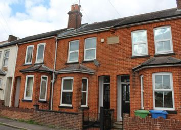 Thumbnail 2 bed terraced house for sale in Kings Road, Aldershot