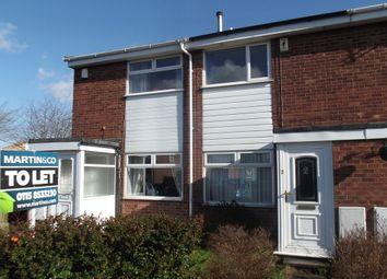 Thumbnail 2 bed town house to rent in Sandringham Place, Hucknall, Nottingham