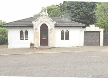 Thumbnail 3 bed detached bungalow for sale in Hardgate, Clydebank