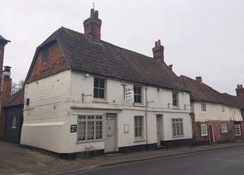 Thumbnail Retail premises for sale in 10-12 George Street, Kingsclere, Nr Newbury, Hampshire