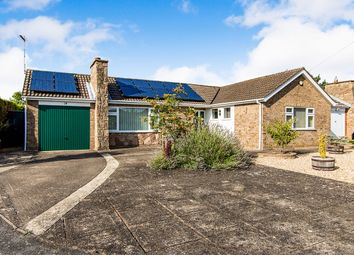 Thumbnail 2 bed bungalow to rent in Exmoor Close, North Hykeham, Lincoln