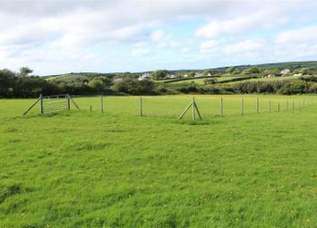 Thumbnail Land for sale in Darracott, Georgeham, Braunton