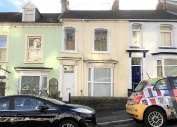 Thumbnail 3 bed terraced house for sale in Glanmor Crescent, Swansea