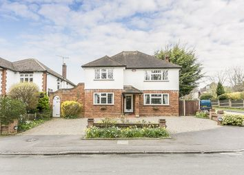 Thumbnail 4 bed detached house for sale in Brook Way, Chigwell