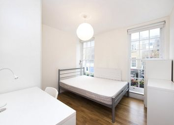 Thumbnail 4 bed flat to rent in Drummond Street, London