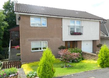 Thumbnail 4 bed detached house for sale in Orchard Street, Carluke