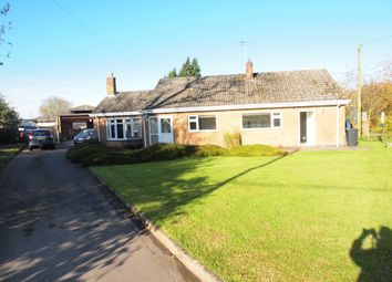 Thumbnail 3 bed bungalow to rent in Three Ways, Fleckney Road, Kibworth
