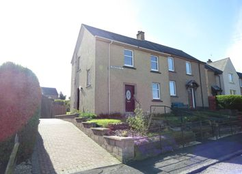 Thumbnail 2 bed semi-detached house for sale in 20 Henderson Road, Hawick