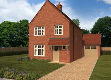 Thumbnail 3 bed detached house for sale in Alconbury Weald, Ermine Street, Alconbury, Huntingdon