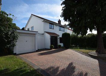Thumbnail 4 bed detached house for sale in Penlea Court, Shirehampton, Bristol