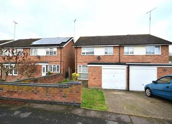 Thumbnail 3 bed semi-detached house to rent in Burghley Close, Stevenage