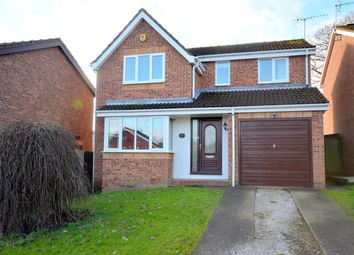 Thumbnail 4 bed detached house for sale in Farm View, New Tupton, Chesterfield