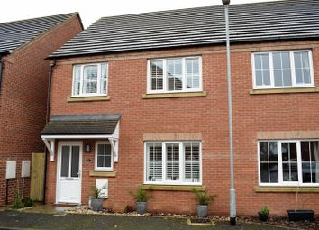 Thumbnail 3 bed semi-detached house for sale in Galba Road, Caistor, Market Rasen
