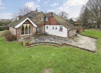 Thumbnail 4 bed detached house for sale in Hatham Green Lane, Stansted, Sevenoaks