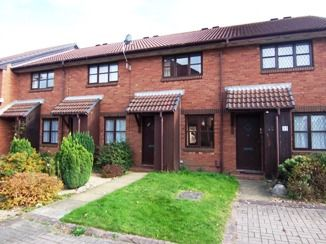 Thumbnail 2 bedroom terraced house to rent in Taverner Close, Baiter Park, Poole