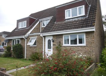 Thumbnail 4 bed detached house to rent in Hallsfield, Cricklade, Swindon