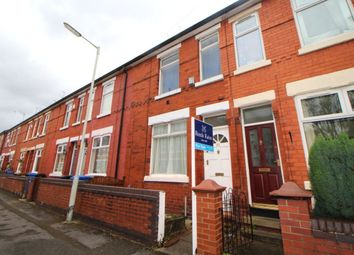 Thumbnail 2 bed terraced house for sale in Westminster Avenue, Reddish, Stockport