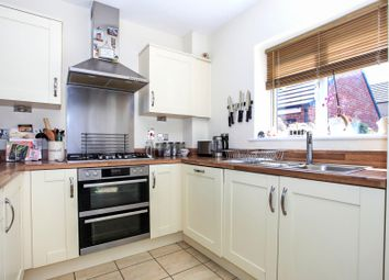 Thumbnail 3 bed detached house for sale in Athena Close, Cardea, Peterborough