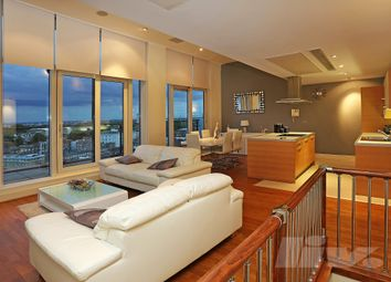 Thumbnail 3 bed flat to rent in Peninsula Apartments, Praed Street, Paddington