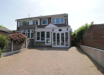Thumbnail 3 bed semi-detached house for sale in Wellgate Mount, Rotherham, South Yorkshire