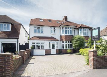 Thumbnail 6 bed semi-detached house for sale in Wilmot Way, Banstead