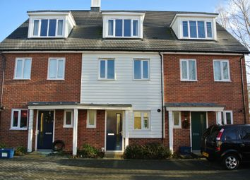 Thumbnail 3 bed terraced house to rent in Laurence Hamilton Lane, Ashford