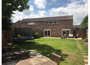 Thumbnail 3 bed semi-detached house for sale in Downing Close, Ipswich