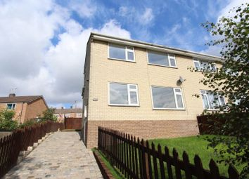 Thumbnail 2 bed semi-detached house for sale in Hurst Rise, Matlock