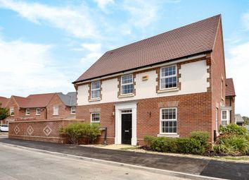 Thumbnail 4 bed detached house for sale in Bridger Close, Felpham, Bognor Regis