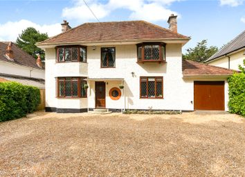 Thumbnail 5 bedroom detached house for sale in Otterbourne Road, Compton, Winchester, Hampshire