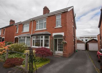 Thumbnail 3 bed semi-detached house for sale in 9, Kirklowe Drive, Belfast