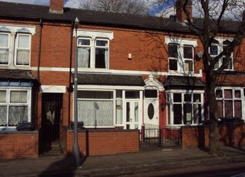 Thumbnail 2 bed terraced house for sale in Greenhill Road, Birmingham