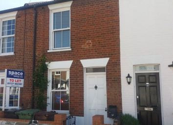 Thumbnail 2 bed property to rent in Culver Road, St Albans