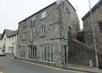 Thumbnail 1 bed flat to rent in Quay Street Dental Surgery, Haverfordwest, Pembrokeshire