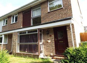 Thumbnail 3 bedroom terraced house to rent in Oakwood Drive, Southampton