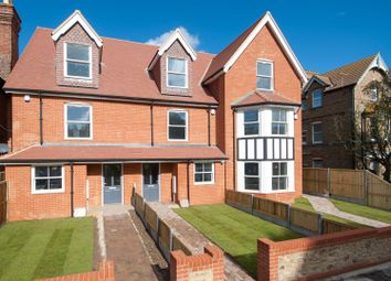 Thumbnail 4 bed town house for sale in Westgate Bay Avenue, Westgate-On-Sea