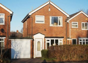 Thumbnail 3 bedroom detached house for sale in Uttoxeter Road, Blythe Bridge, Stoke On Trent