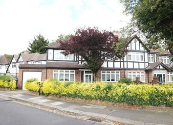 Thumbnail 4 bed semi-detached house to rent in Ferrymead Gardens, Greenford